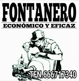 FONTANERO ECONOMICO Y EFICAZ