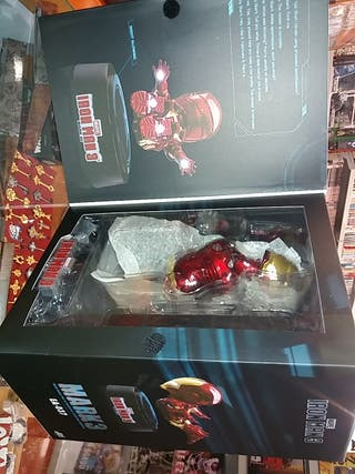 Egg Attack Iron Man Floating version