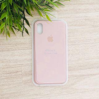 Funda iphone X rosa arena