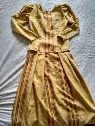 Vestido Traje Medieval