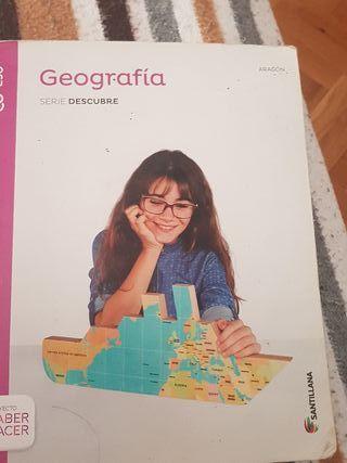 libro 3 geografia