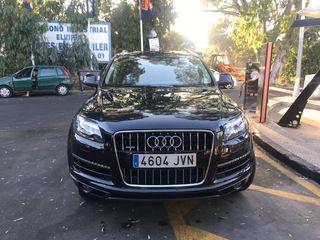 Audi Q7 2011 en perfecto estado