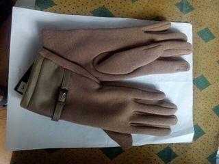 guantes mujer