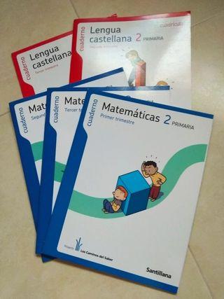 Cuadernillos de lengua-mates NUEVOS!!!