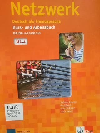 Netzwerk B1.2 libro de alemán
