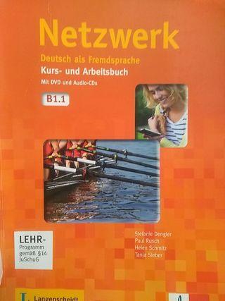 Netzwerk B1.1 libro de alemán