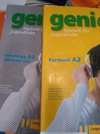 Libros alemán Genial A2