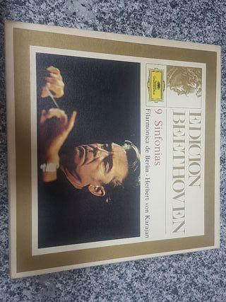 Discos LP Beethoven