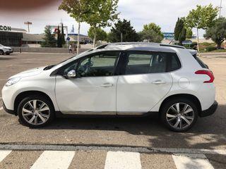 OPORTUNIDAD, chollo Peugeot 2008 como nuevo.