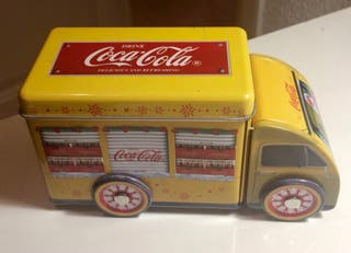 Caja CocaCola para Colección