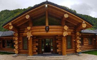 Construcciones de casa madera maciza