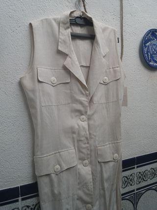 vestido a ESTRENAR TALLA 46 .SÓLO 3EUROS