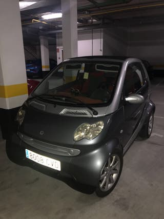 Smart Fortwo 2003 cabrio