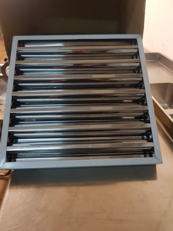 filtro campana industrial
