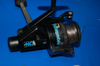 Carrete de pesca mitchell MD 60