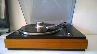 Lenco L-78 Plato Tocadiscos Vintage