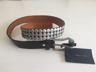 Cinturón Zara Man