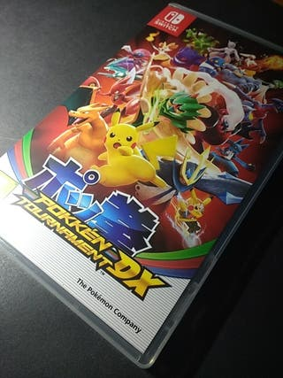 Videojuego Pokken Tournament DX