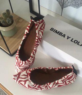 Bailarinas Bimba y Lola Talla 37