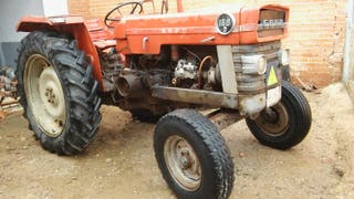 tractor ebro 160 d