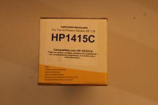 TONER COMPATIBLE HP CE321A