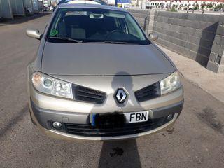 Renault Megane 2 gasolina automatico