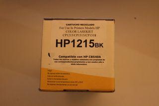 TONER COMPATIBLE HP CB540A