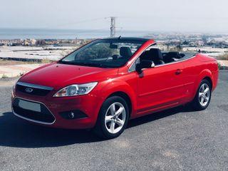 Ford Focus Cabrio 1.6 100cv