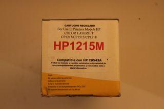 TONER COMPATIBLE HP CB543A