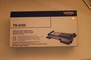 TONER ORIGINAL BROTHER TN-2220