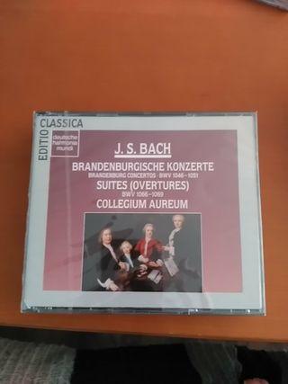 CD triple J. S. Bach for sale  UK