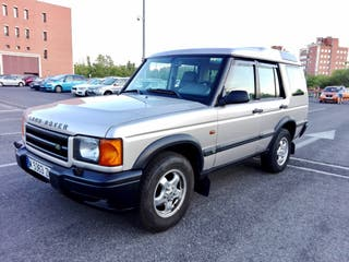 Land Rover Discovery 2.5 TD5 4x4