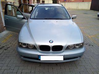 BMW Serie 520i V6 170 CV TOURING LIBRO REVISIONES