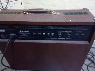 amplificador Marshall as100d 4 canales