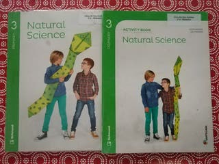 Natural Science 9788468026664/9788468026541
