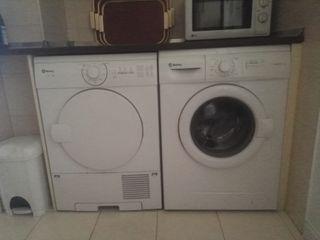 frigorifico americano+Lavadora y Lavaplatos Balay