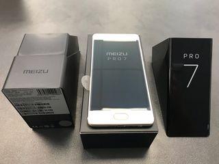 Meizu Pro 7 NUEVO garantia