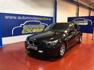 BMW Serie 5 2005 AUTOMATICO