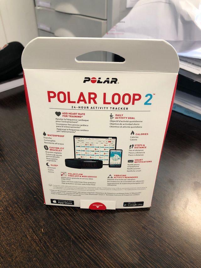 Polar loop 2 Pulsera activa