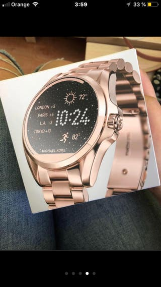 Reloj michael kors android ios