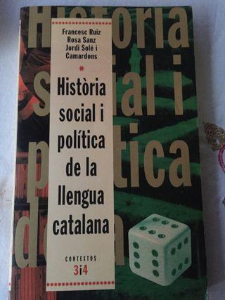 Llibre filologia catalans
