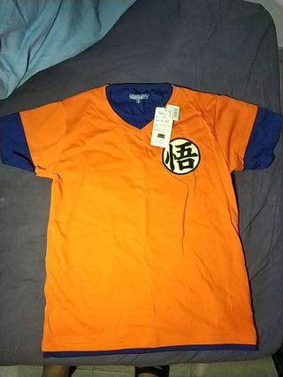 Camiseta Goku Dragon Ball (nueva)