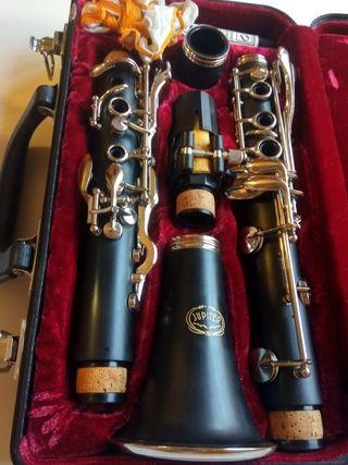 Clarinete Júpiter JCL-631
