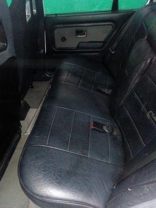 asientos traseros e30