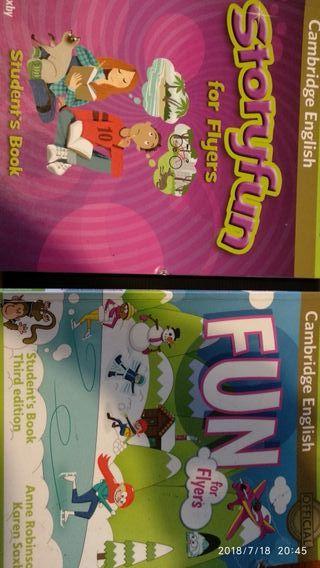Libros de inglés Cambridge English