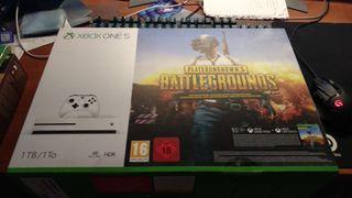 Xbox One S 1 TB PUBG Edition