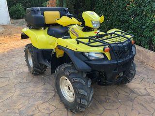 Suzuki kingquad 700 4x4