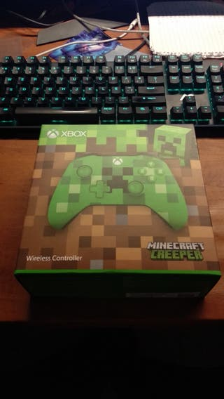 Mando Xbox One Minecraft