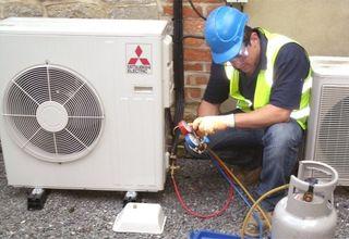Cargas de gas, instalación, etc aire acondicionado