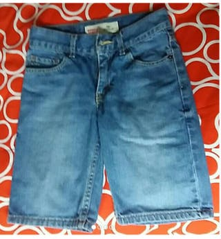 pantalon corto levis original